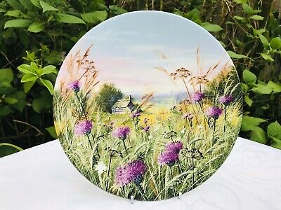 Vintage Royal Doulton The Secret Cottage Collector Plate Off The Beaten Track • 4.50£
