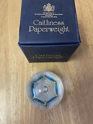 Vintage Caithness Paperweight • 10£