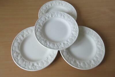 4 X BHS British Home Stores LINCOLN 7  SIDE Or TEA PLATES  V.G.COND • 18.50£