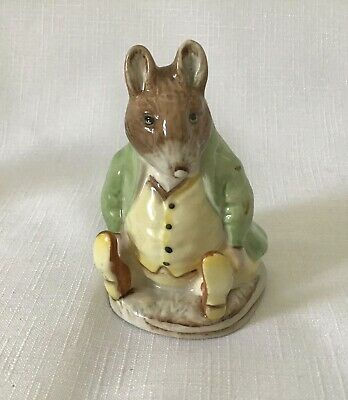 VERY RARE Beswick Beatrix Potter SAMUEL WHISKERS BP4 Great Condition • 69.99£