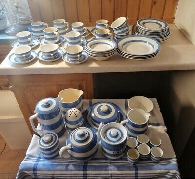 Cornish Kitchenware Set  • 255£