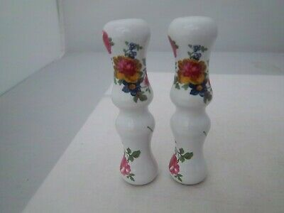 Wade Pair Of Bathroom Pull Cords - Multi Flower Design (refs 229/65) • 2.99£