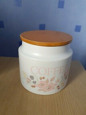 Boots Hedge Rose Coffee Container • 2.90£