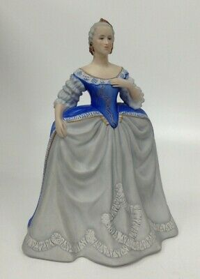 Franklin Porcelain Catherine The Great Figurine Limited Edition 1983 #424 • 6.99£