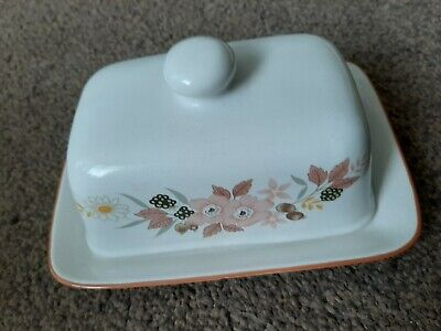 Boots Hedge Rose Lidded Butter Dish Brand  • 8£