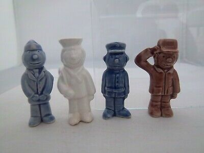 Wade Set Of 4 Us Military Personnel Whimsies   (refs 226/1) • 16.99£