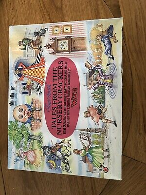 Vintage Tom Smith Crackers Tales From The Nursery Wade Miniatures • 9.99£