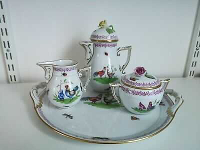 Herend Hungary Porcelain • 499£