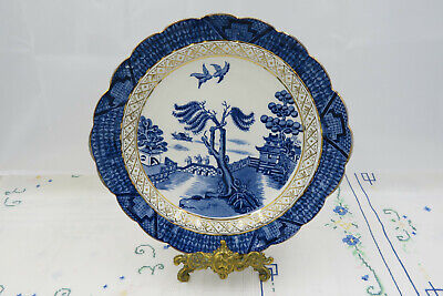 9072   Booths Real Old Willow Silicon China  Teawares  • 25£