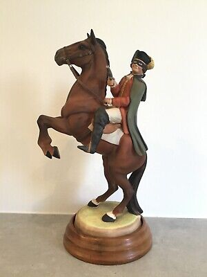 Beswick Dick Turpin Highwayman Very Rare V.g Condition • 350£