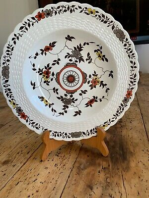 Mintons Gower Pottery Rare 25 Cm Soup Plate Late 19th Century  • 10£