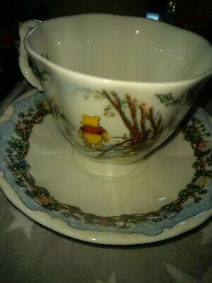 Royal Doulton Vintage Winnie The Pooh Collection • 50£