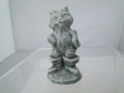 Wade Puss In Boots Whimsie - Tom Smith  Cat Collection 1996-97 (refs 91/36) • 1.99£