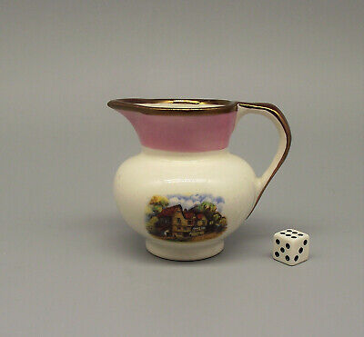 Vintage Gray's Pottery Miniature Lustre Creamer • 5.99£