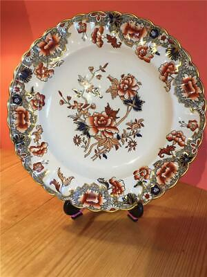 Antique Copeland Spode Imari Style Dinner Plates 10   Dated 1879 • 8.99£