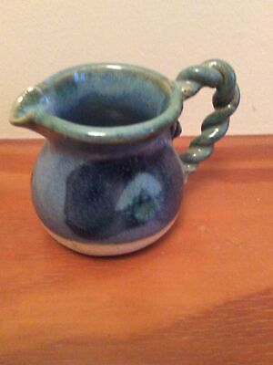 Small Blue Ornamental Jug • 0.99£