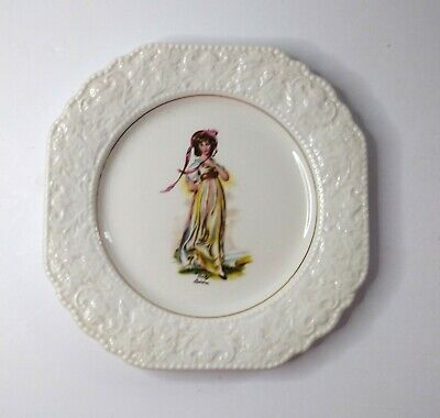 Lord Nelson Pottery Hand Crafted Display Plate • 7.95£