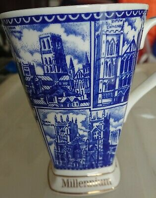 Wade Ringtons Millennium Mug With Castles And Cathedrals On • 5£