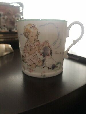 Paragon China Childs Cup - Eileen Soper • 30£