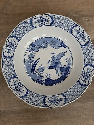 Furnivals Old Chelsea Large Bowl. Blue & White. 647812 • 5.99£