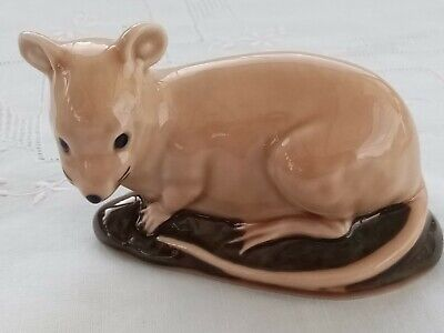 Wade Timid Mouse Dunstable Fair Piece Limited Edition 1996 Mint Condition • 9.99£