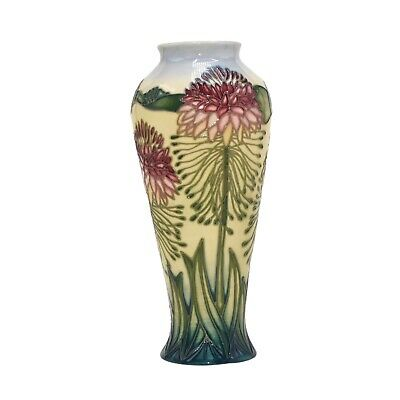 Moorcroft Cleome 8  Limited Edition Vase By Sian Leeper ~ C 2000 1st Quality • 210£