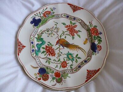 Booths China Plates • 20£