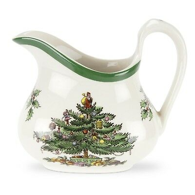 Spode Christmas Tree Cream Jug 0.2ltr • 9.50£
