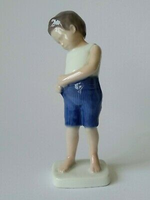 Bing & Grondahl Tiny Tot Figurine 1759. Perfect Condition. • 27£