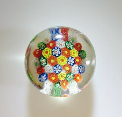 Antique Glass Paperweight • 96£