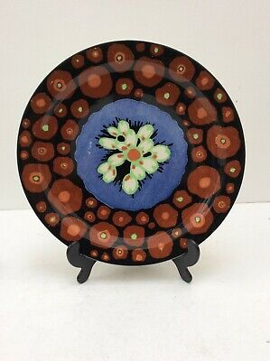 Early Mark 1922-27 Rare Abstract Design Art Deco Royal Doulton Cabinet Plate. • 35£