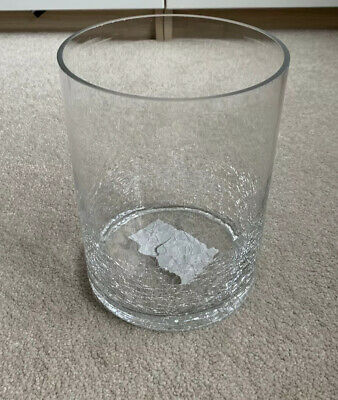 10x Glass Crystal Vase Centrepieces For Wedding/ Decor. New. From The Range. • 30£