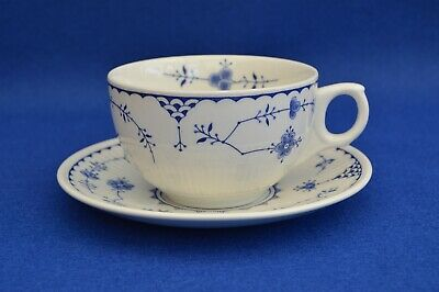 Furnivals Denmark - Coffee Cup & Saucer - Vintage Pottery - More Available! • 8.95£