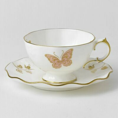 Royal Crown Derby Royal Butterfly Tea Cup & Saucer • 78.75£