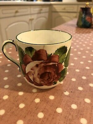 Wemyss Ware Cabbage Rose Cup • 50£