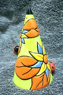 Lorna Bailey Ceramic Ladybird Conical Sugar Sifter Collectors Signed Piece • 50£