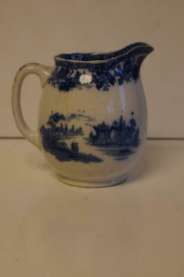 A Lovely Royal Doulton Madras Blue And White Jug. • 24.99£