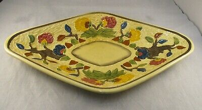 Vintage Retro Hand Painted Indian Tree Dish H. J. Wood - Staffordshire England  • 25£