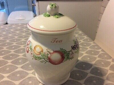 BOOTS PLC Orchard TEA Canister 161 • 5.99£