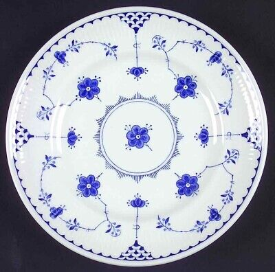"Johnson Brothers Mason's Furnivals  Blue Denmark Small Side Plate 7"" (18cm) • 3£"