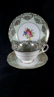 Vintage Side Plate, Tea Cup & Saucer, EB Foley China, Made In England  • 4.99£
