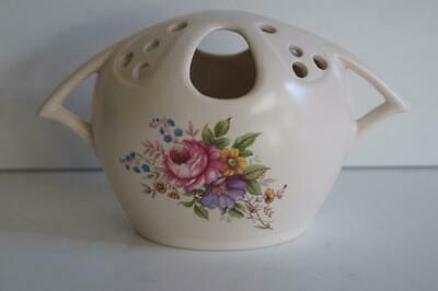 A Lovely Vintage Unusual Axe Vale Pottery Double Handled Vase?. • 9.99£