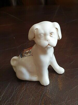 Crested China Ambleside Dog  • 4.99£