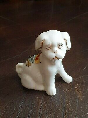 Crested China Ryhl Dog • 4.99£