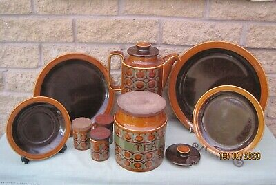 Retro Vintage  Hornsea Bronte Design C1960/70s Tableware Made In England • 2.85£