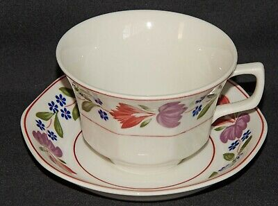 Adams Old Colonial Breakfast Cup And Saucer • 4.95£