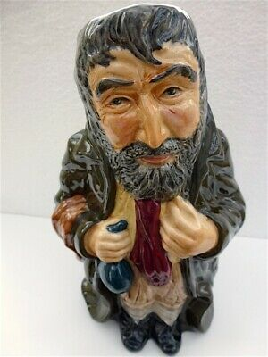 Staffordshire Toby Jug By Roy Kirkham – FAGIN – Very Good Condition • 5.99£