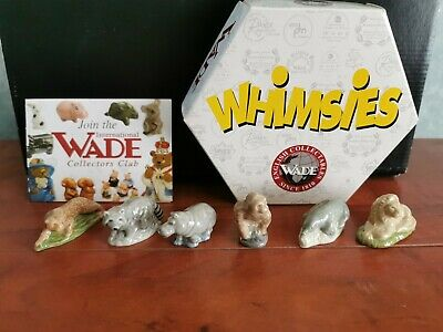 Wade Boxed Set Of Whimsies In Vgc • 4.99£