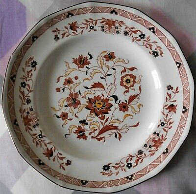 WEDGWOOD 'KASHMAR ' 23cm (9in) PLATE, PERFECT, C. 1955 • 10£