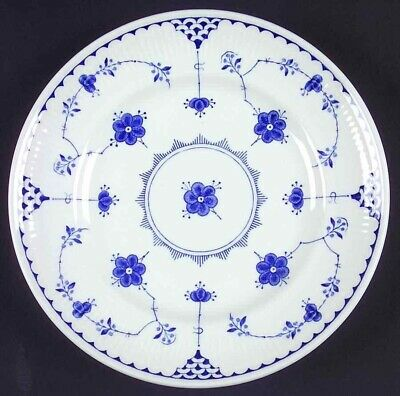 Johnson Brothers Mason's Furnivals  Blue Denmark Salad Plate 9 Inch • 10£